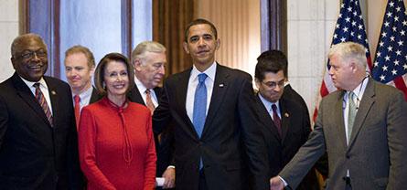 House Passes Healthcare Reform